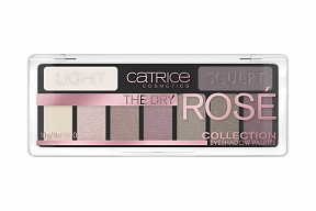 CATRICE Тени д\век 9в1 The Dry Rosé Collection Eyeshadow Palette 010
